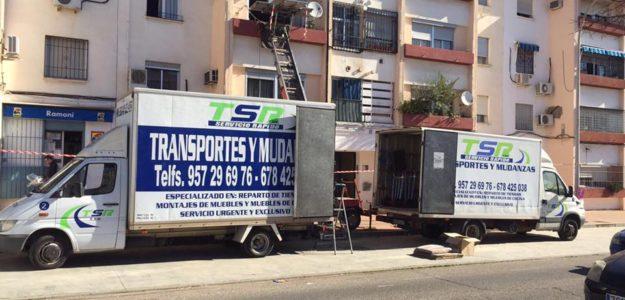 <strong> Maquinaria para transporte y elevadores de mobiliario </strong>