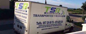 Empresas de Transporte en Córdoba Capital - Mudanzas TSR
