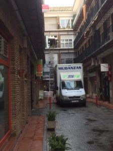 Mudanzas Económicas Córdoba - Mudanzas TSR
