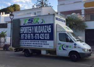 Mudanzas Córdoba - Mudanzas TSR